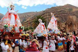 Festival of the Virgin Asunta of Calca