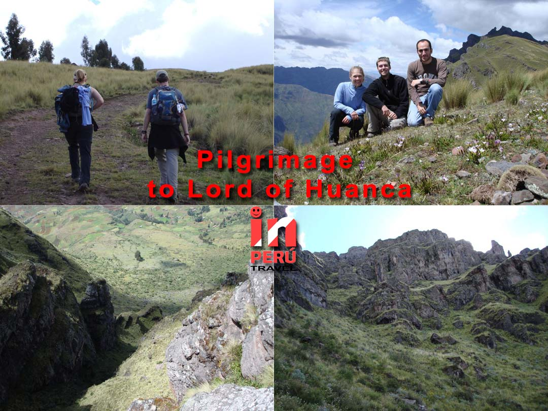 Pilgrimage to Santuary of the Lord of Huanca