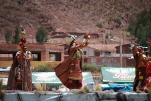 Inca Ceremony to the Sun - Tanta Raymi
