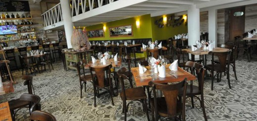 Inka Grill Restaurant in Cusco