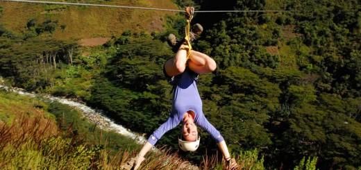 Zipline - Canopy - Santa Teresa