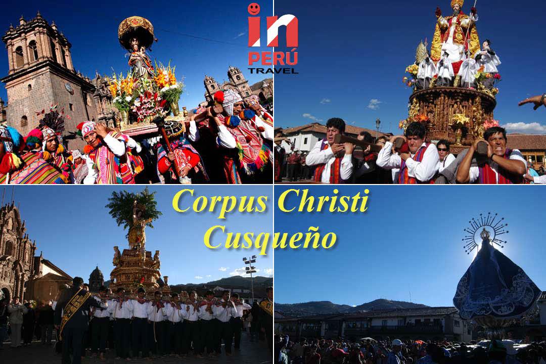 Corpus Christi - Cusco - Peru