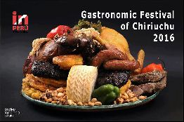 Traditional Gastronomic Festival of Chiriuchu 2016