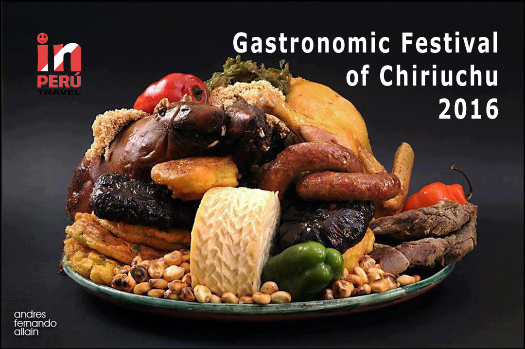 Traditional Gastronomic Festival of Chiriuchu 2016