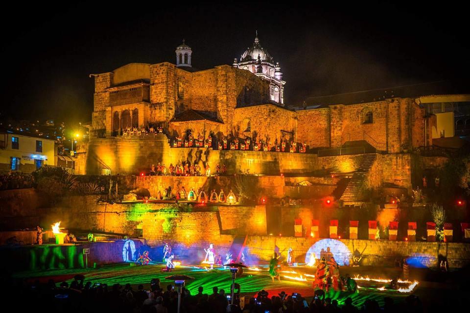 Lanzamiento de las Fiestas del Cusco