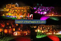 Launch of the Feasts of Cusco 2016