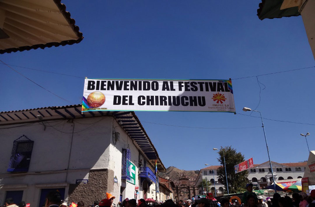 Welcome to the Festival of Chiriuchu