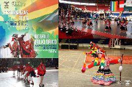 Festidanzas Andinas 2016