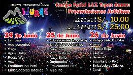 I International Festival Mijunas Cusco 2016