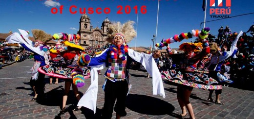 Parade of the Provinces of Cusco 2016